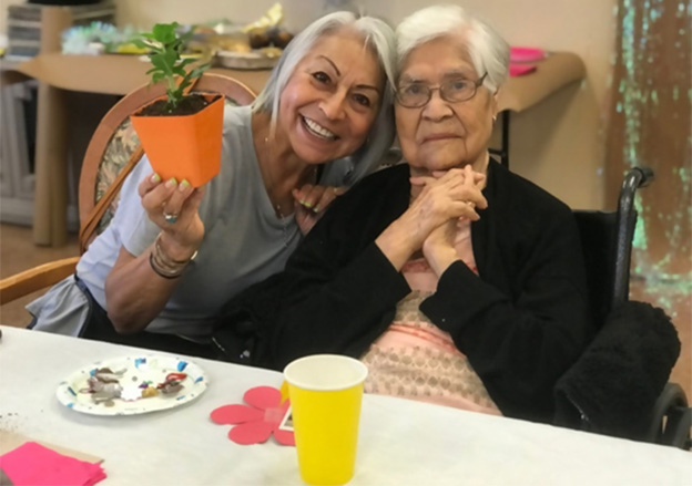 Residents enjoy a wide range of activities